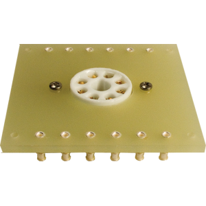 Terminal Board - 1 x 8 Pin Socket