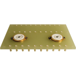 Terminal Board - 2 x 9 Pin Socket