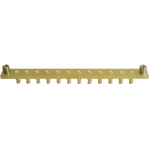 Terminal Strip - 12 Turrets 1 Strip