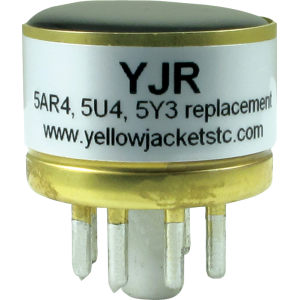 Solid State Tube Rectifier, Yellow Jackets®