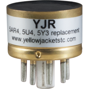 Solid State Tube Rectifier - Yellow Jackets®