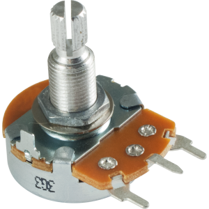 Potentiometer - Marshall, Audio, PC Mount