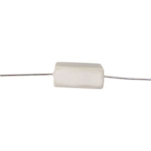 5 Watt Wirewound Power Resistors, .1 Ω - 25 kΩ