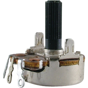 Potentiometer - Neohm, 250K, Linear, Twist Tab Mount