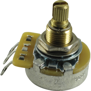 Potentiometer - Gibson, Historic Potentiometer, 500K Audio Taper