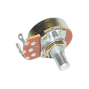 Potentiometer - Alpha, Linear, Solid Shaft