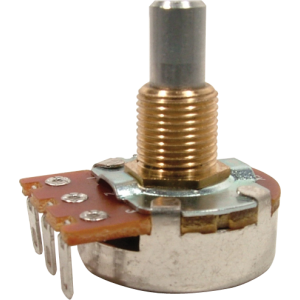 Potentiometer - Bourns, Linear, Solid Shaft