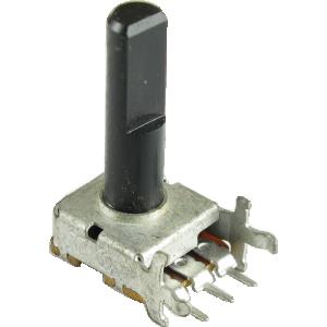Potentiometer - Original Fender, 50K Control Snap-in