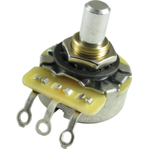 Potentiometer - CTS, Audio, Solid Shaft