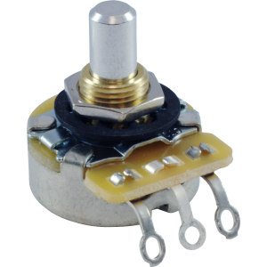Potentiometer - CTS, 50K, Reverse Audio, Solid Shaft