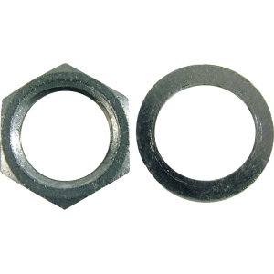 "Nut & Washer - Panel, for 3/8"" Potentiometers"