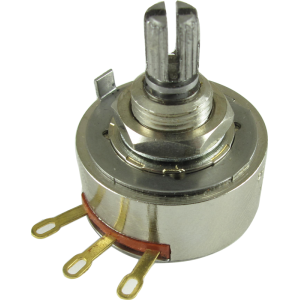 Potentiometer - PEC Guitar, Audio, Split Shaft