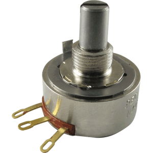 Potentiometer - PEC Guitar, Audio, Solid Shaft