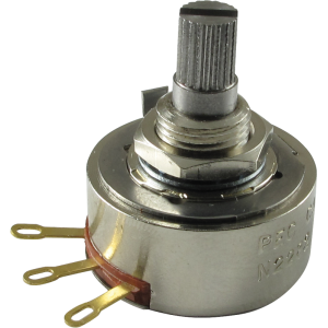 Potentiometer, PEC guitar, 500K Audio