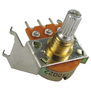 Potentiometer - Peavey, 250K, Audio, Bracket