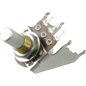 Potentiometer - Cefal, Audio, Solid Shaft, Snap-In, 16mm