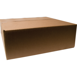 "Carton - for tube egg crates, 15"" x 15"" x 4"""