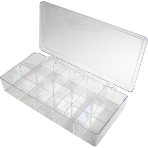 Electronic Component Storage Box - small