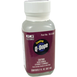 Coating - GC Electronics, Q-Dope, 2 oz