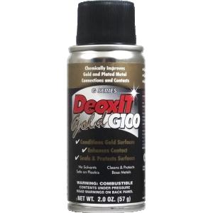 DeoxIT® Gold - Caig, G100 Spray