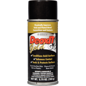 DeoxIT® Gold GN5 Spray, Caig