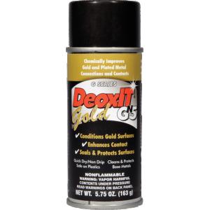 DeoxIT® Gold GN5 Spray, Caig