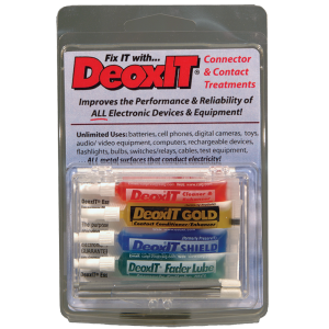 DeoxIT® 2C Squeeze Tube Kit, Caig