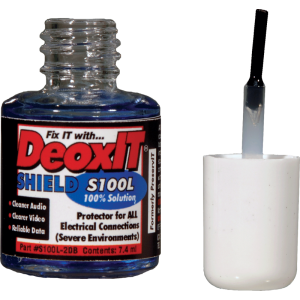 DeoxIT® Shield, Brush Applicator, Caig