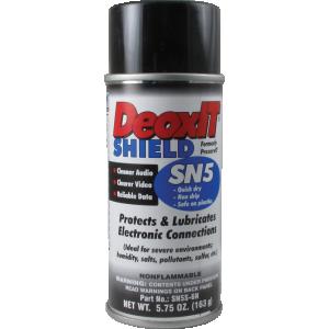 DeoxIT® Shield SN5 Spray, Caig