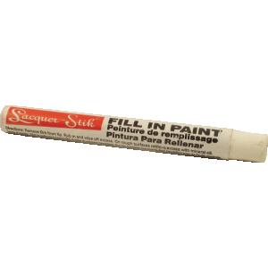 Lacquer Stick - White