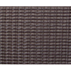 "Grill Cloth - Oxblood/Tan, 34"" Wide"