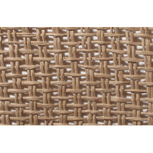 "Grill Cloth, Basket Weave, Natural, 42"" Wide"