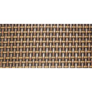 "Grill Cloth - Black/Tan Basket, 31"" high"