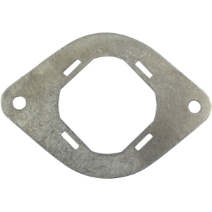 "Mounting Plate - Metal, for 1-3/8"" Can Capacitor"