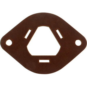 "Insulator - 3 Section, for FP Cap, 1.5"" Mounting Centers"
