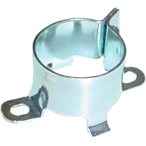 """Clamp for can capacitor, 1"""" Diameter"""
