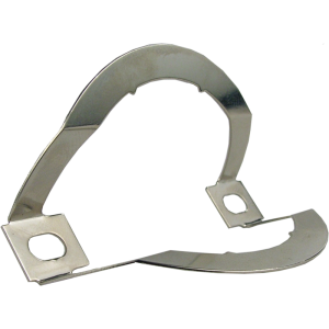 Tube Clip, Octal, Sold individually