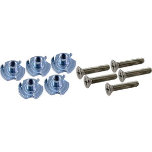 Hardware - Fender, Screws & T-Nuts for Handle