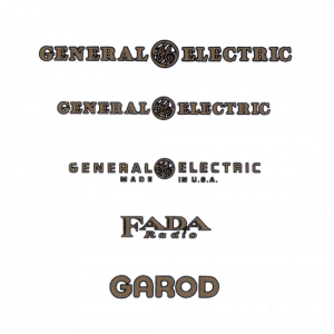 Decal - General Electric