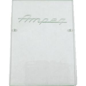 Logo - Ampeg, Plexi-Logo