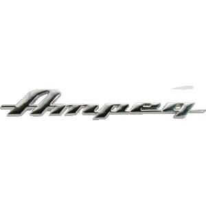 Logo - Ampeg, Script