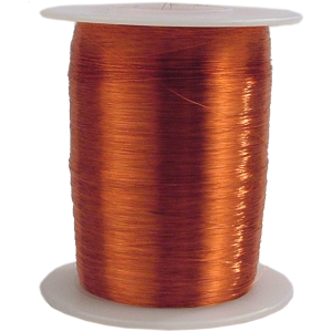 Wire - Magnet, 42 Gauge, 1/2 lb (Approximately 24, 000 feet)