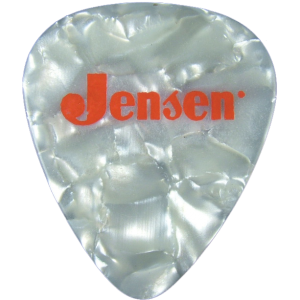 Picks, Jensen® guitar (4 pieces)