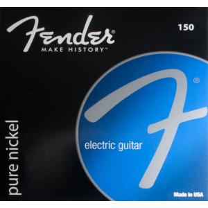 Guitar strings, Fender® nickel, ball end, .010-.046