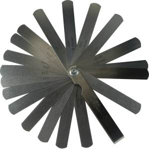 Feeler Gauge - 20 Sizes