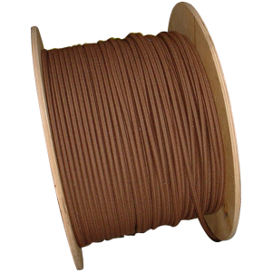 Wire - Braided Power Cord, Sold per Foot
