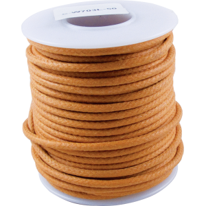 Wire - Hook-Up, Lacquered, 1000 Spool, Orange, 600 Volt