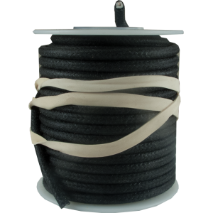 Wire - Hook-Up, Lacquered, 25 Spool, Black, 600 Volt