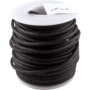 Wire - Hook-Up, Lacquered, 1000' Spool, Black