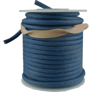 Wire - Hook-Up, Lacquered, 25' Spool, Blue